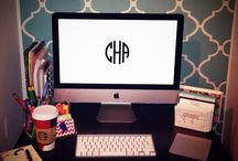 Monogram It! / by Amy Holcomb