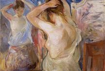 Moved by Morisot