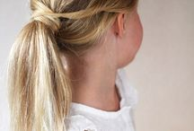 Girls hair stuff
