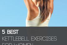 Working On My Fitness / by Elizabeth Teske