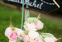 Bruiloftsbloemen