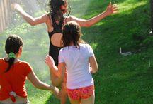Summer Fun / Water + Summer = Magic