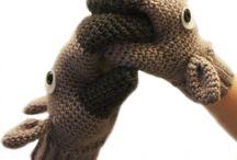 Crochet: Gloves & Mittens
