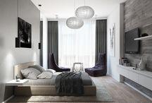 інтер'єр спальні