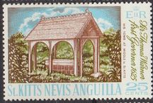 St. Kitts, Nevis & Anguilla Stamps