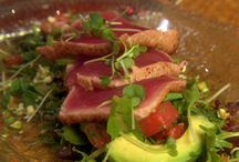 Les 10 plus belles salades de thon en tataki