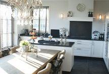 Keuken / Kitchen Ideas / Nieuwe keuken