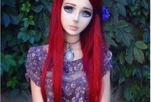 living doll etc. make up