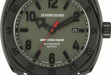 JEANRICHARD Aeroscope Ficha Técnica