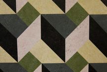 Linoleum / Showcasing some of our lovely linoleum designs - the possibilities are endless