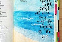 | bible journaling