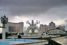 Turkmenistan (I) / Turkmenistan, Türkmenistan, Turkmenia,  Туркмения / by Per Frykner