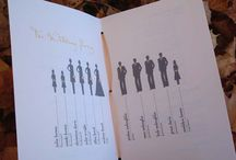 Wedding Programs / by Pauleenanne Design