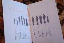 Wedding Programs / by Pauleenanne Design