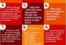 Parent math presentations