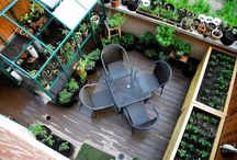 UpTop / gardens on roofs , rooftop terraces , citytop living,,