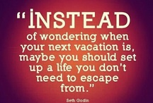 Travel inspiration/quotes / Travel locations, pictures and quotes to inspire you and feed my wanderlust.