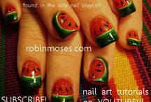 Nail art / by An Ln