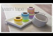 Washi Tape Obsession / Looking for fun, creative ways to play with washi tape.