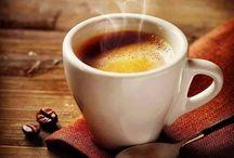 Coffee tea and chocolate