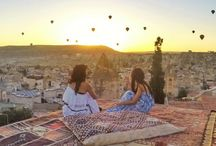 Middle East // Turkey Travel / Travel in the country of Turkey