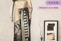 Banarasi Silk Sarees / Vijayalakshmi - Beautiful Collection of Banarasi Silk Sarees India Online at http://www.vijayalakshmisilks.com/sarees/banarasi-silk-sarees-online