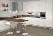 Kjøkken / Inspirasjon til kjøkkenutforming og design