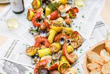 Seafood  party