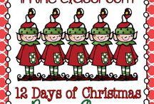 Elf in the Classroom / by Ashley Davis