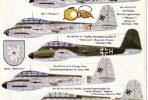 Me-410 / Messerschmitt Me-410