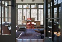 Sunroom ideas / by Karen Siwik