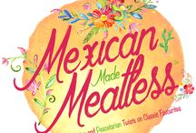 Mexican Made Meatless Recipes / Recipes from my new website, MexicanMadeMeatless.com where I share vegan, vegetarian, and pescetarian Mexican recipes. Come sign up to the free newsletter http://bit.ly/2avuhjF