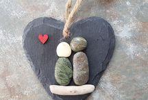 obrázky z kamenů