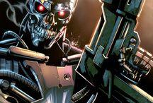 Robot - terminator / Robot, terminatör