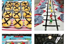 Holiday and Party Ideas / Holiday and Party Ideas for the whole family. Boy Parties - Girl Parties - Holiday Parties - Easter - Valentines Day - St. Patrick's Day