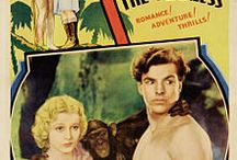 TARZAN / A boy is adopted by apes and eventually becomes Lord of the Jungle.