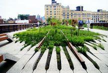 Public space and parkland