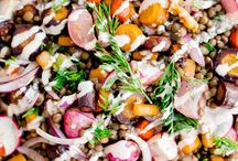 Soup, Salads & Sides