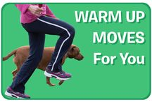 Warm Up Moves for You