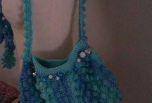 My designs / Crochet, haakwerk, eigen ontwerp