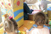 Taller de Primer Cicle de Primària / Diverses activitats organitzades per demanda dels nens i nenes de 1r i 2n de primària. Els tallers solen ser activitats amb un horari establert de manera extraordinària al qual s'ha d'assistir si prèviament han adquirit el compromís de fer-ho.