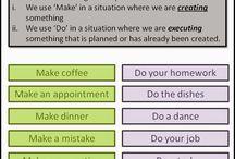 Make or do