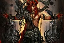 Арты демонизма