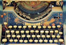 Typewriters  / All kinds of typewriters
