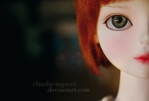 Ball-jointed Dolls