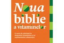 Recomandari carti pentru sanatate si stare de bine. / Nutritie & Sanatate.