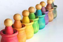 Toys for Isla / by Katie Chavarri