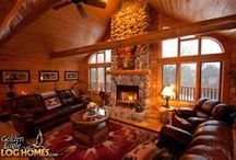 Longing for a Log Home