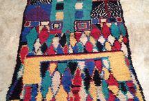 Bazaar Living / Azilal rug