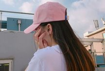 gils with cap